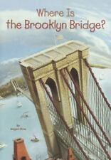 Where Is... ?: Where Is the Brooklyn Bridge? by Megan Stine (2016, Hardcover)