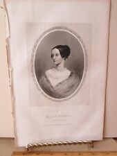 Vintage Print,EMILY JUDSON,Ladies Repository,c1857