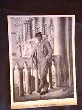 Compositore e Direttore d'orchestra Pietro Antonio Stefano Mascagni di Livorno