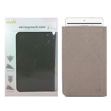 """Moshi Versapouch Folding Pouch For iPad Mini, Universal Pouch For 7 - 8"""" Tablet"""