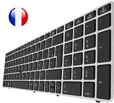CLAVIER ORIGINAL FRANCAIS AZERTY Pour HP EliteBook 8560p 8570p
