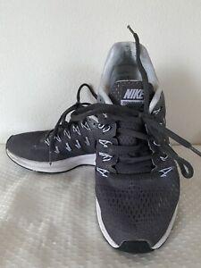 Nike Air Zoom Pegasus 33 Trainers 831356-002 Dark Grey/White Gr.36,5