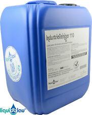 IndustrieReiniger 110 10L Maschinenreiniger liquidblau  (2,99 EUR pro l)