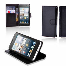 Synthetic Leather Mobile Phone Flip Cases for Huawei