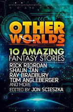 Riordan, Rick, Shusterman, Neal, Stead, Rebecca, Tan, Bradbury, Ray, Angleberger