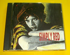 """CD """" SIMPLY RED - PICTURE BOOK """" 10 SONGS (JERICHO)"""