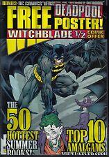 Wizard Entertainment Wizard Magazine #71AP 1997 co.1138