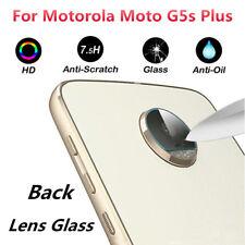 Rear Camera Lens Tempered Glass Protector Guard Film For Motorola Moto G5s Plus