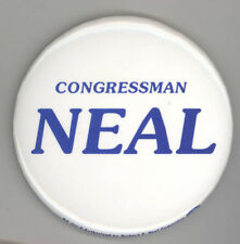RICHARD NEAL Congress US HOUSE Political MASSACHUSETTS Pinback BUTTON Pin BADGE