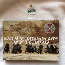 EXO 5th Album Don't Mess Up My Tempo-Moderato ver w/ DO poster, no pc