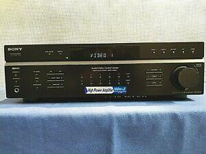 SINTO-AMPLIFICATORE SONY STR-DE197 100X100 WATT! HI-END STEREO RECEIVER