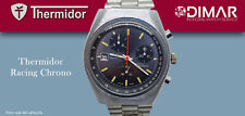 VINTAGE THERMIDOR RACING CHRONO. CAL.TDB1376 JRGK. CALENDARIO A LAS 9.