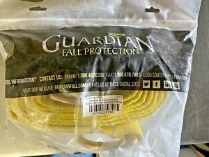 Guardian #10790, Premium 10ft Cross-arm Straps W/ Large And Small D-rings.