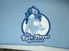 RUSS MEYER Beneath the Valley of the Ultra Vixens Russ Meyer Promo T-shirt Small