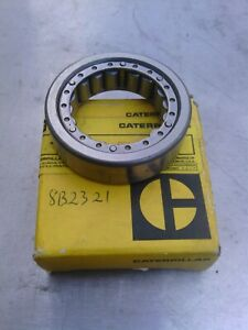Caterpillar roller bearing 8B2321 new old stock item. Various applications.