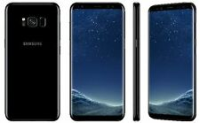 Samsung Galaxy S8 5.8' 64GB ITALIA NUOVO Midnight Black Smartphone Android Nero