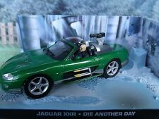 1/43 Jaguar XKR James Bond  Die Another Day  007 series  diorama
