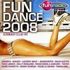 Fun Dance 2008 (CD)