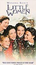 Little Women VHS Video 1995