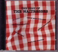 Best of the WAITRESSES 1990 CD 80s I Know What Boys Like Square Pegs Theme Song