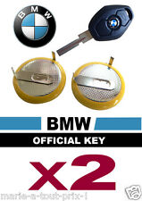 2 X BMW 3 5 7 X3 X5 E46 E38 E39 E60 E61 E53 E83 LIR2025 3.6V LIR 2025 accu piles