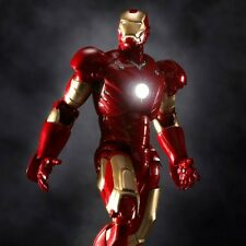 Kaiyodo Marvel Revoltech 036 SCI-FI IRON MAN 2 MARK III Figure
