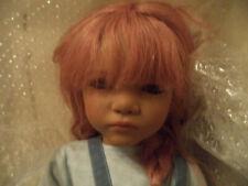 New listing Annette Himstedt Kinder Doll - Silvi #282/713 Original Box & Shipping Box