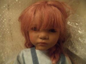 Annette Himstedt Kinder Doll - Silvi  #282/713  Original Box & Shipping Box