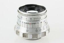 Russisches Objektiv Industar-26M 5cm 5 cm 50mm 50 mm 1:2.8 2.8 - M39 Gewinde