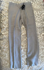 Emporia Armani - Mens Linen Trousers - New With Tags - RPP £295