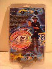 Richard Petty John Andretti #43 Cheerios Cereal Promotional Diecast w/ box art.