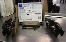 OEM GENUINE MERCEDES BENZ FRONT BRAKE PADS W/ SENSOR 12-UP GL X166