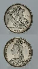 More details for 1887 queen victoria silver crown