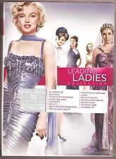 15-Movie Hollywood's Leading Ladies Collection Volume 1, 2 & 3 - DVD BRAND NEW