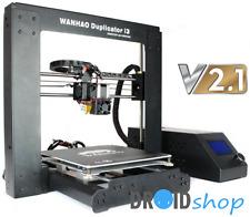 Wanhao Duplicator i3 3D-Printer V2.1 with Steel frame Prusa 3D Printer