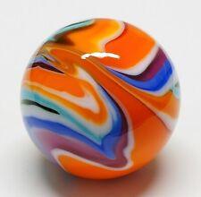 "Winlock Marbles ~ Handmade Glass Marbles ~ Lampwork Art Marble ~ 1-1/64"""