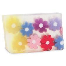 PRIMAL ELEMENTS FLOWERSHOP 6.0 OZ. VEGETABLE GLYCERIN BAR SOAP HANDMADE