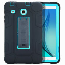 For Samsung Galaxy Tab S2 / S3 8.0 9.7 Kickstand Rugged Case Hybrid Tough Cover