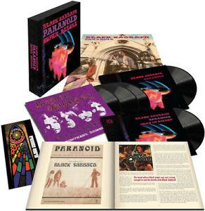 Black Sabbath - Paranoid [New Vinyl LP] Oversize Item Spilt, 180 Gram, Boxed Set