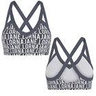 Lorna Jane SPORTS BRA Cool Comfort Run Yoga Crop CANYON/GA Size XS S M L XL