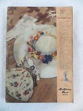 1939 MONTGOMERY WARD & CO. CATALOG No. 130 Spring and Summer