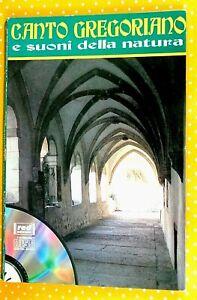 CANTO GREGORIANO E SUONI DELLA NATURA  -  Altri Suoni n° 4  -  CD  2006 INUSATO
