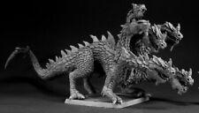 Reaper Miniatures Hydra #14445 Reptus Unpainted Metal RPG D&D Mini Figure