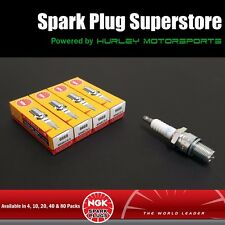 Standard Spark Plugs by NGK - Stock #6955 - CR9EB - Solid Tip - 4 Pack