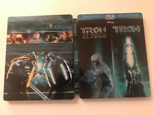 Tron: Legacy & Tron - The Original Classic - Double Pack (Steelbook)