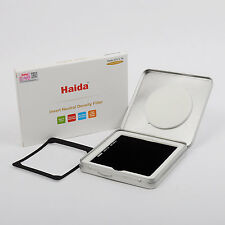 Haida 100x100mm ND 0.9 8x , 3 Stop Insert Square Neutral Density Glass Filters