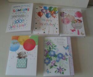 OPEN BIRTHDAY CARDS