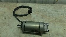 02 Honda VTX 1800 VTX1800 R Starter Motor