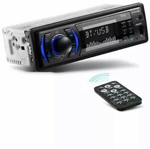 BOSS Audio Systems 616UAB Multimedia Car Stereo - Single Din LCD Bluetooth Audio
