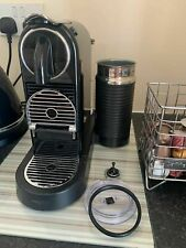 NESPRESSO by Magimix CitiZ & Milk Coffee Machine - Black - BUNDLE